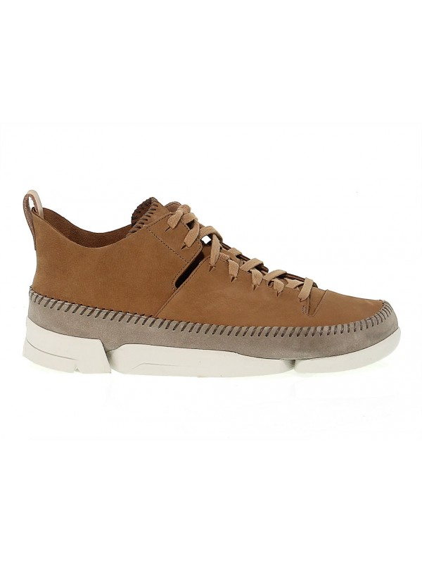 Sneakers Clarks TRIGENIC in leather