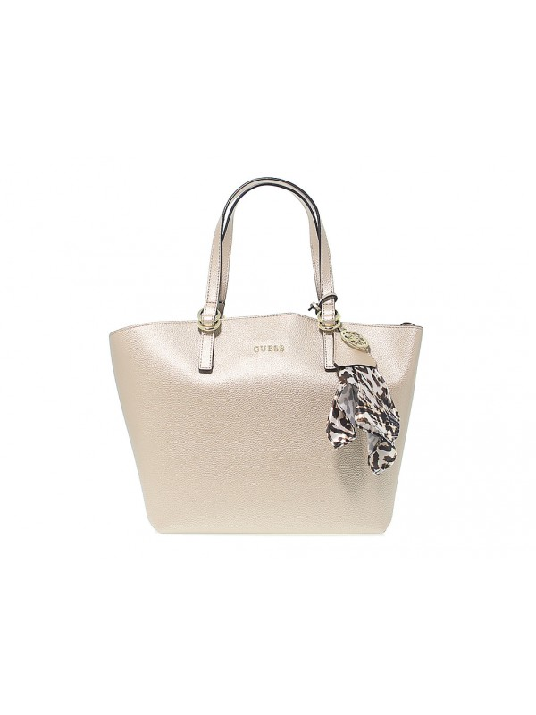 Tote bag Guess TULIP in leather - Accessories Women - Outlet - New ... e6fb41bcbcf8e