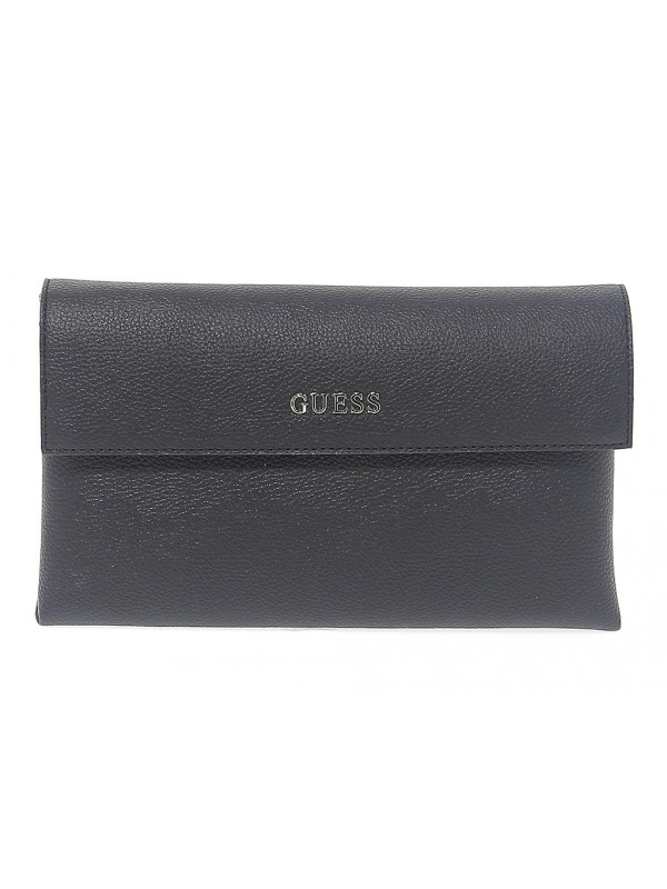 c04d411e92 Clutch Guess TULIP in leather - New Collection Spring Summer 2019 ...