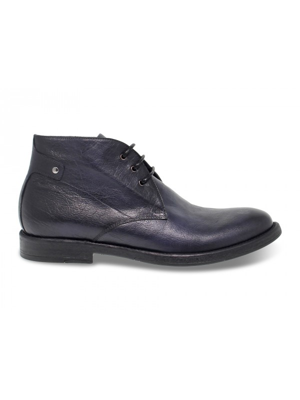 Ankle boot Artisti e Artigiani in blue leather