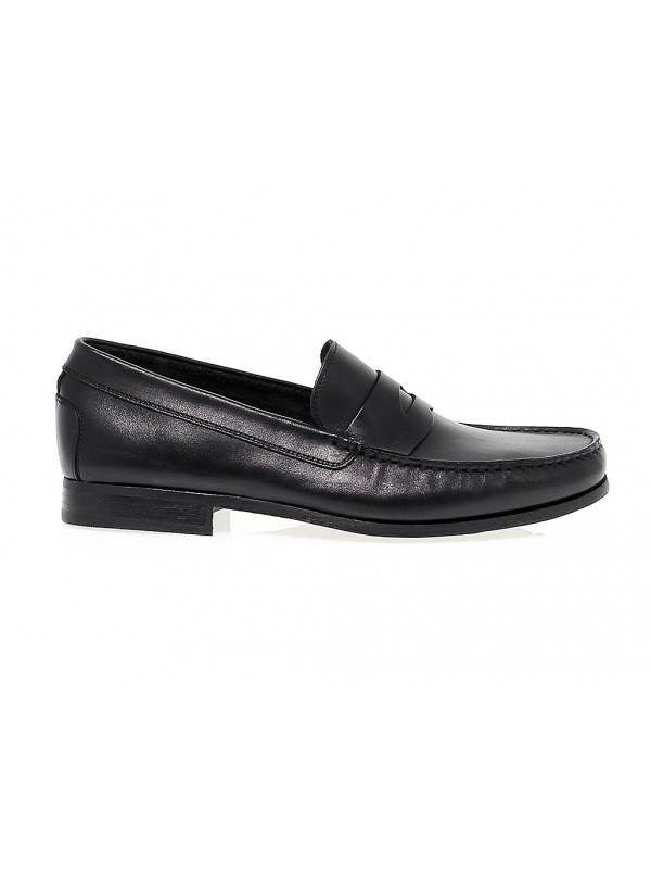 Loafer Antica Cuoieria in leather