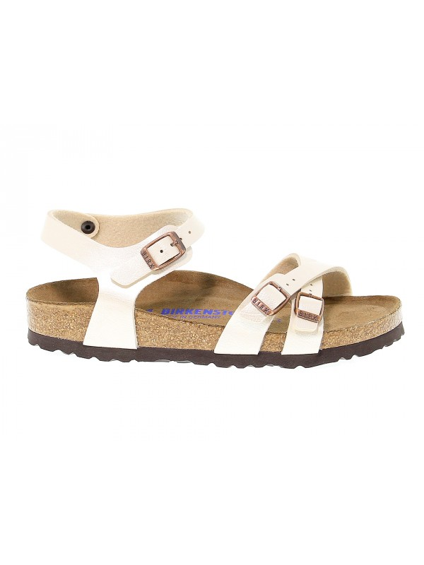 Flat sandal Birkenstock KUMBA