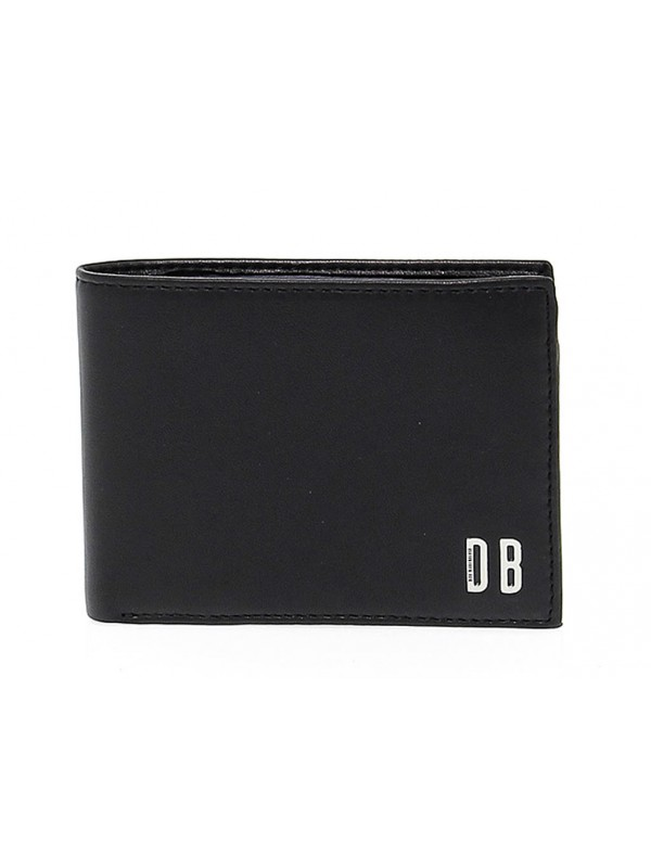 Wallet Bikkembergs WALLET INSIDE PRINT in leather