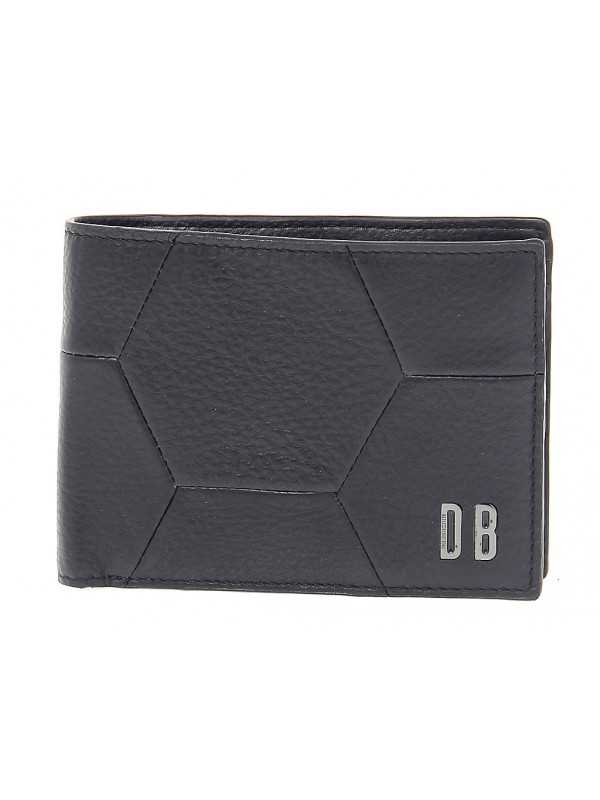 Wallet Bikkembergs in leather