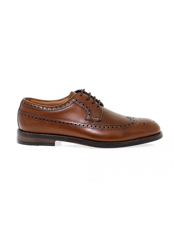 Lace-up shoes Clarks COLING LIMIT in leather