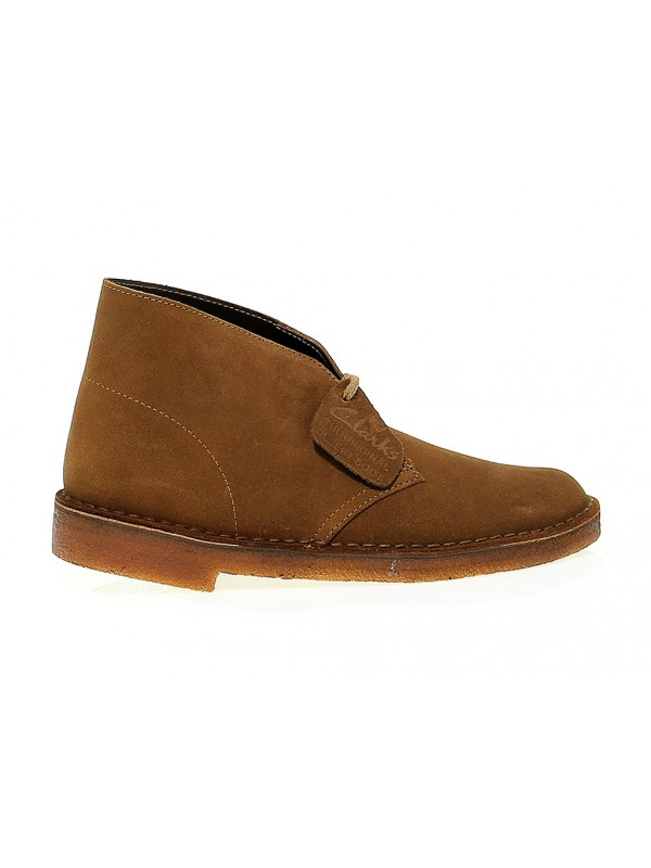 Low boot Clarks DESERT BOOT in there suede leather