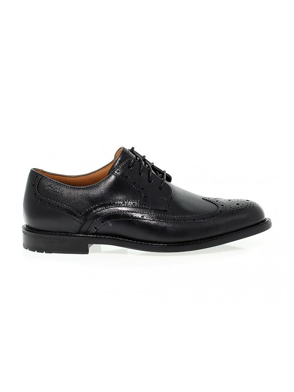 Lace-up shoes Clarks DORSET LIMIT in leather
