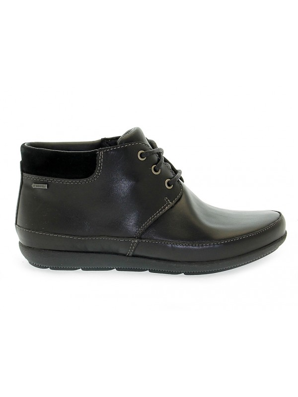 Low boot Clarks NADEN in leather