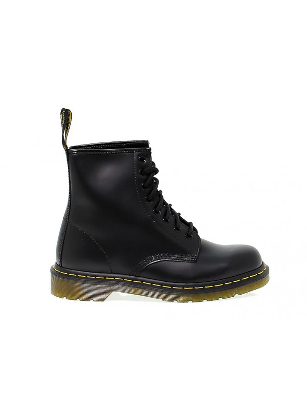 Low boot Dr. Martens 8 EYE BOOT in black leather