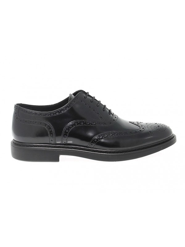 Lace-up shoes Docksteps BUSINESS in leather