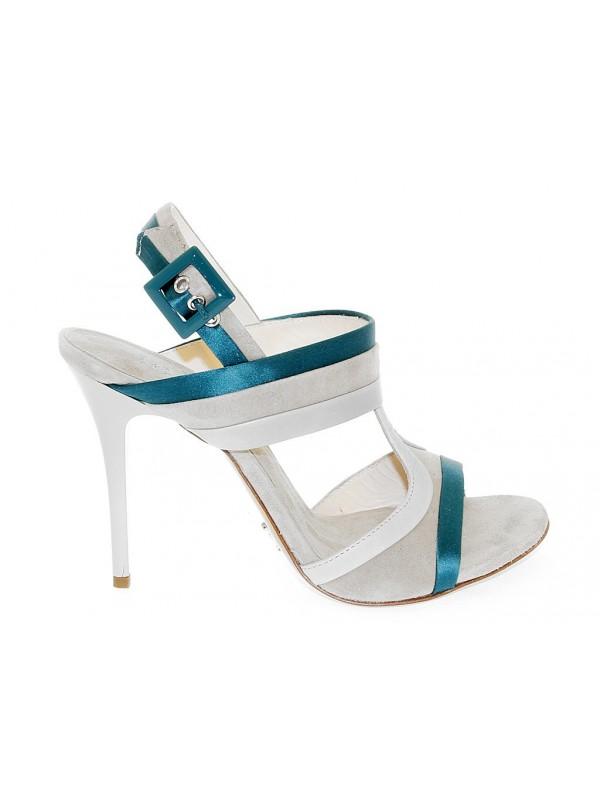 Heeled sandal Fabi