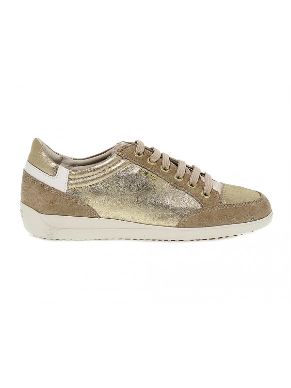 Sneakers Geox MYRIA in leather