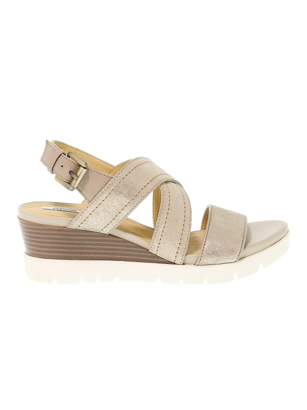 Heeled sandal Geox MARY