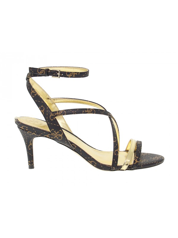 Heeled sandal Guess NYLAH4
