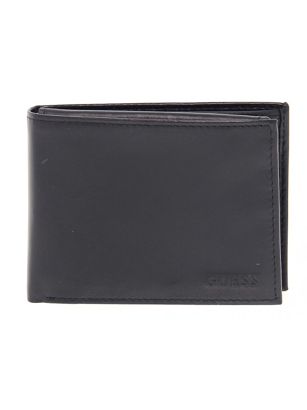 Wallet Guess in leather