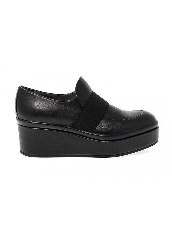 Flat shoe Janet And Janet GALAXY in leather