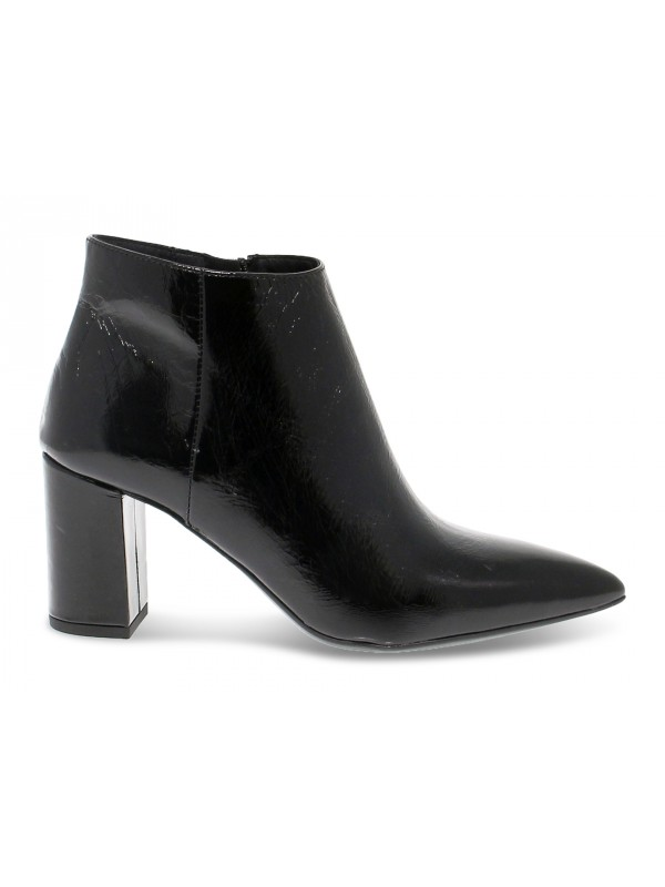 Ankle boot Janet And Janet in black paint