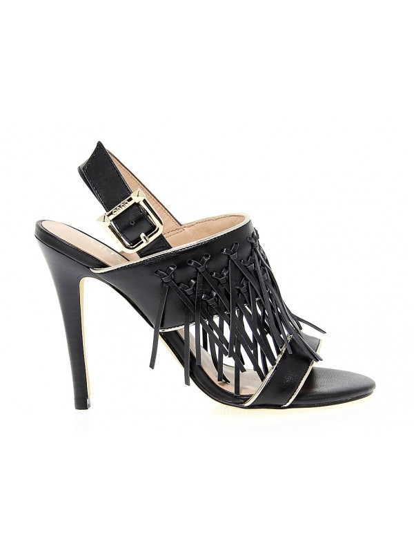 Heeled sandal Liu Jo BETH in leather