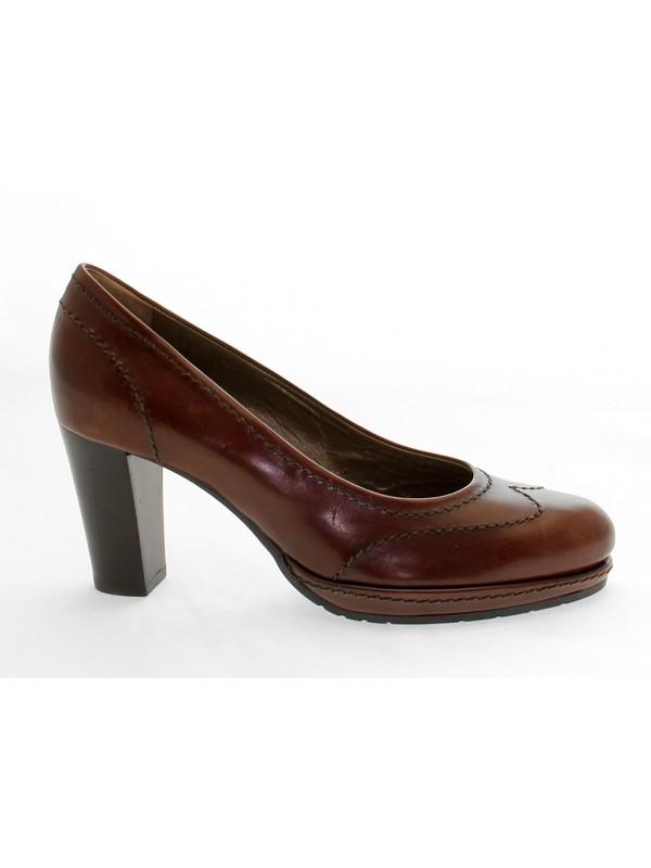 Pump Martina in leather