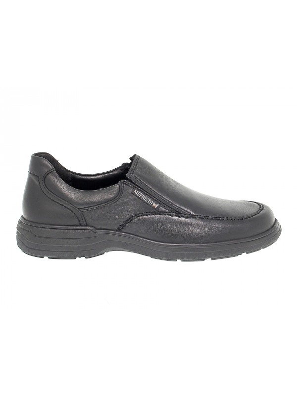 Flat shoe Mephisto DAVY in leather