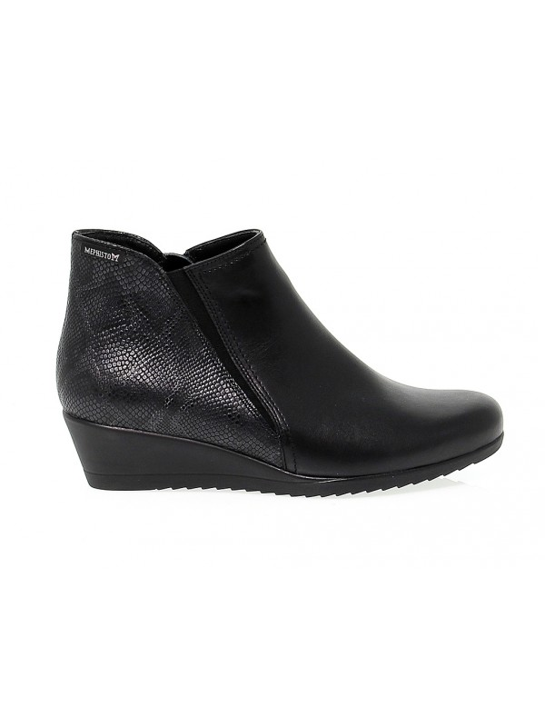 Ankle boot Mephisto GABRIA in leather