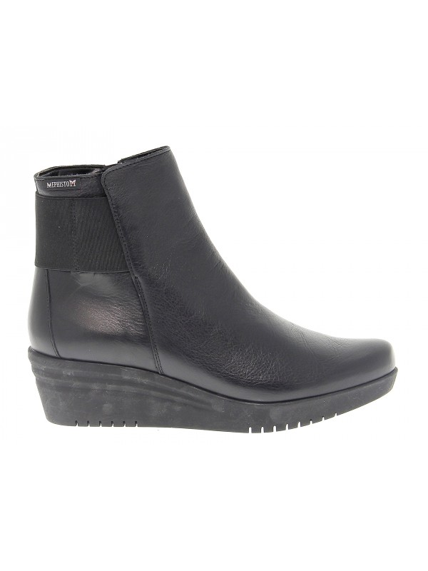 Low boot Mephisto GABRIELLA in leather