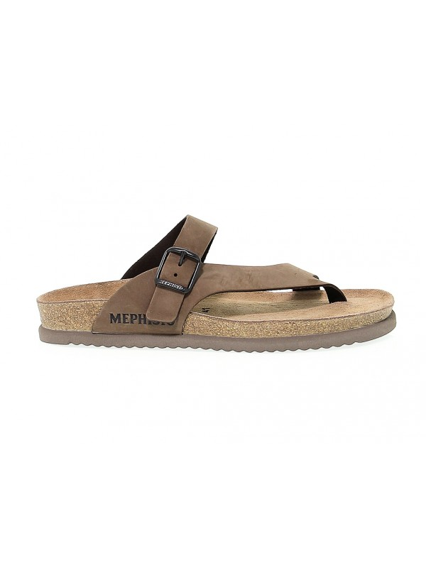 Sandal Mephisto NIELS in leather