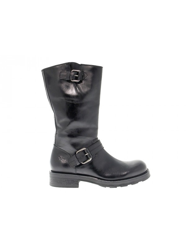 Boot OXS EVEREST in leather