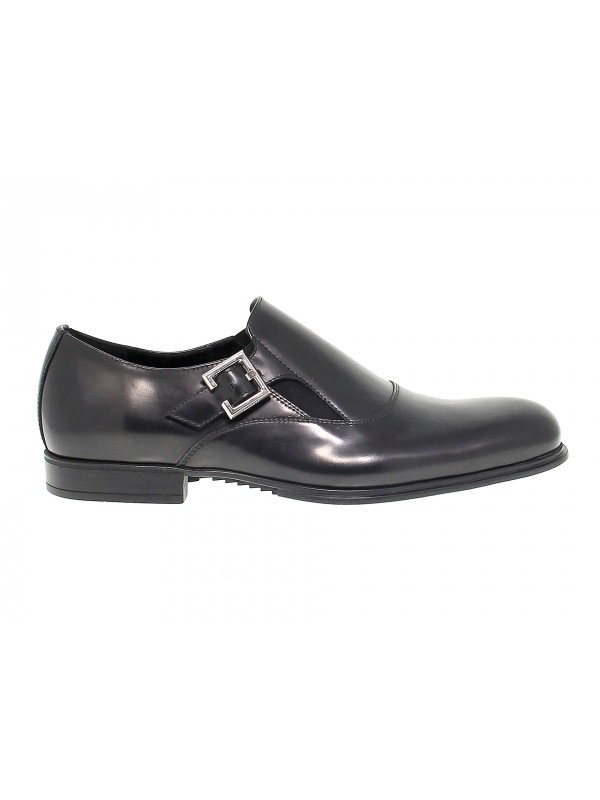 Laceless Cesare Paciotti in leather