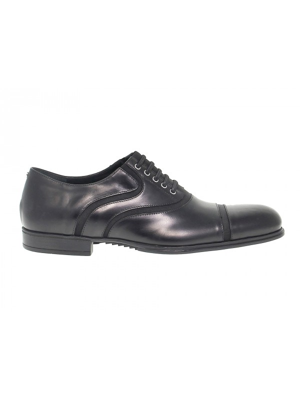 Lace-up shoes Cesare Paciotti in leather