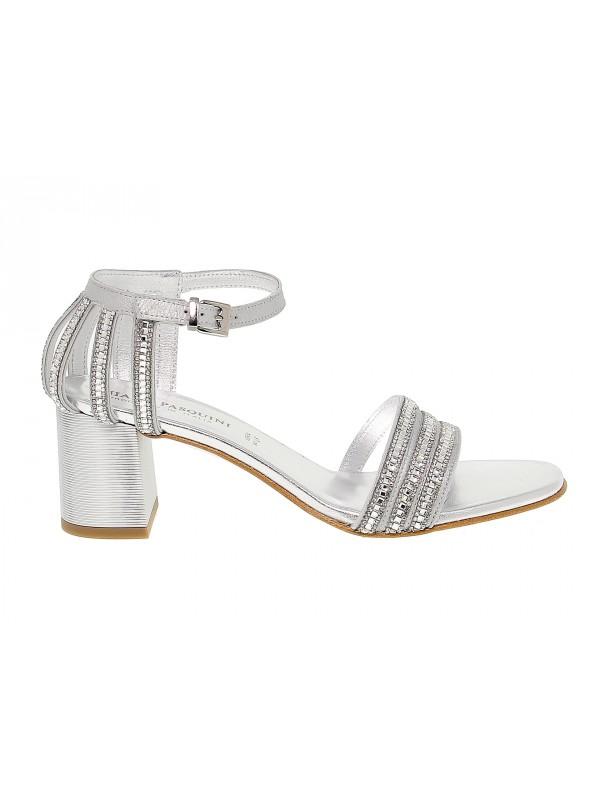 Heeled sandal Pasquini Calzature