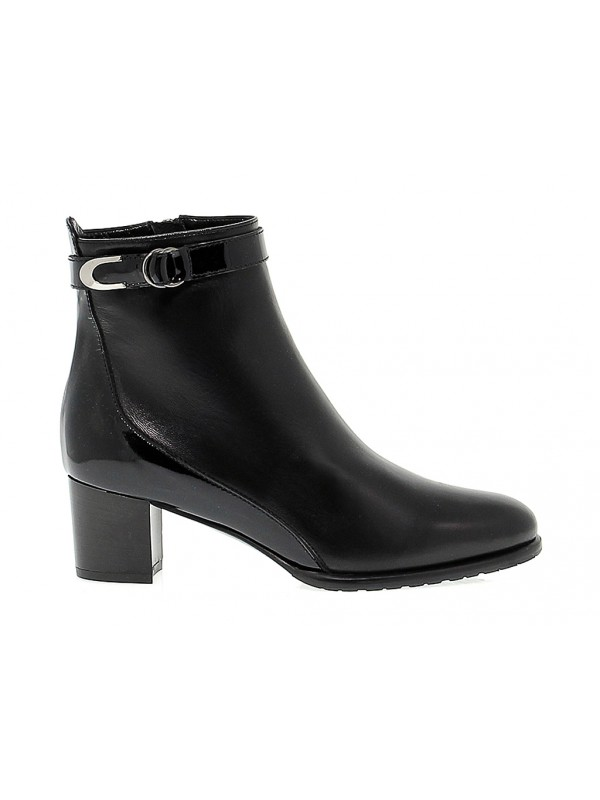 Ankle boot Pitti Linea in leather