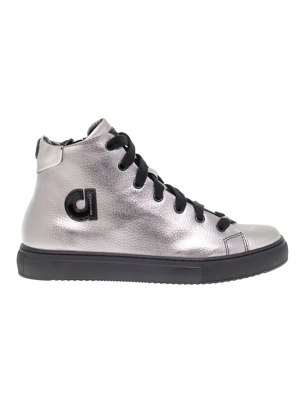 Sneakers Ruco Line BITARSIA in leather