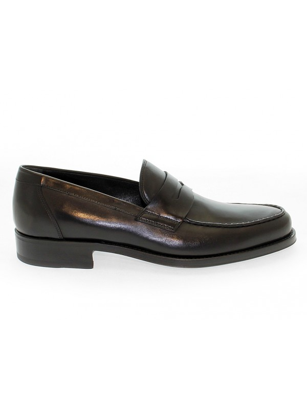 Loafer Fiore Sassetti in leather