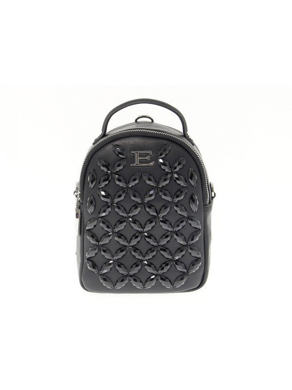 Backpack Ermanno Scervino NEW ALIX in leather