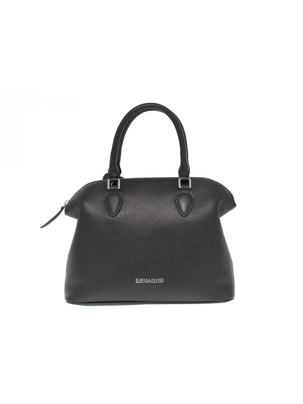 Handbag Ermanno Scervino DANIELA in leather