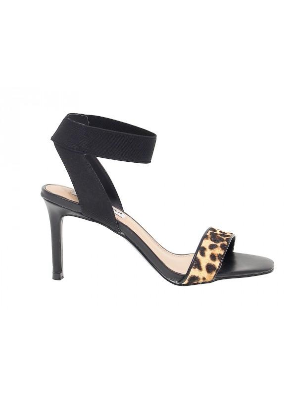 Heeled sandal Steve Madden FONDU-LEO