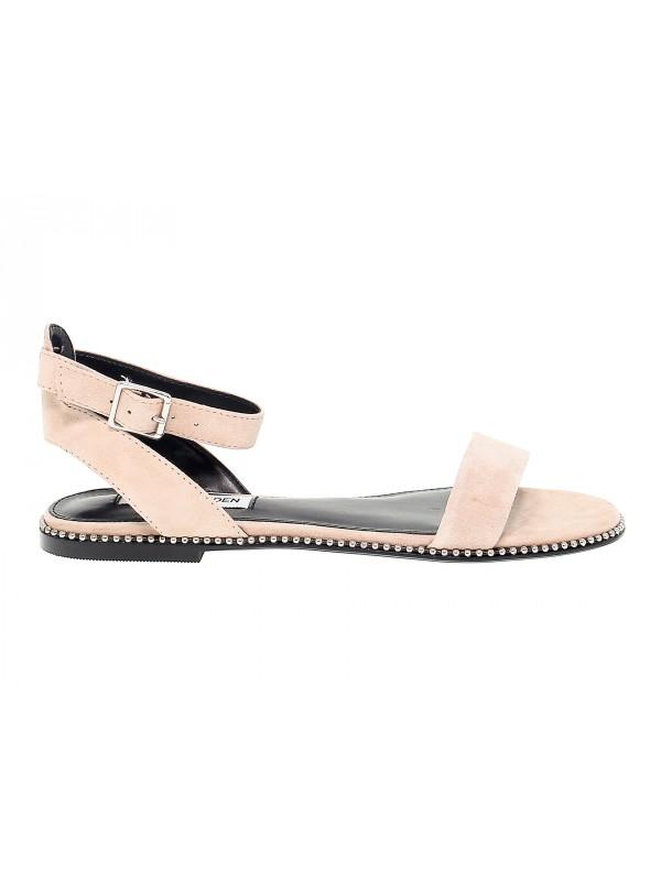 Flat sandal Steve Madden SALUTE-BLS