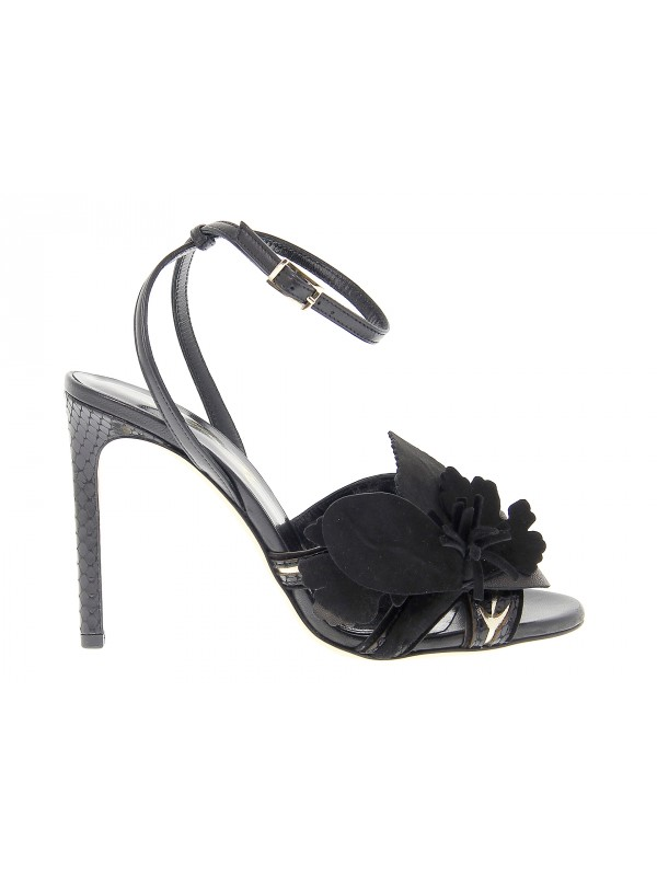 Heeled sandal Sofia M. ANASTASIA in leather