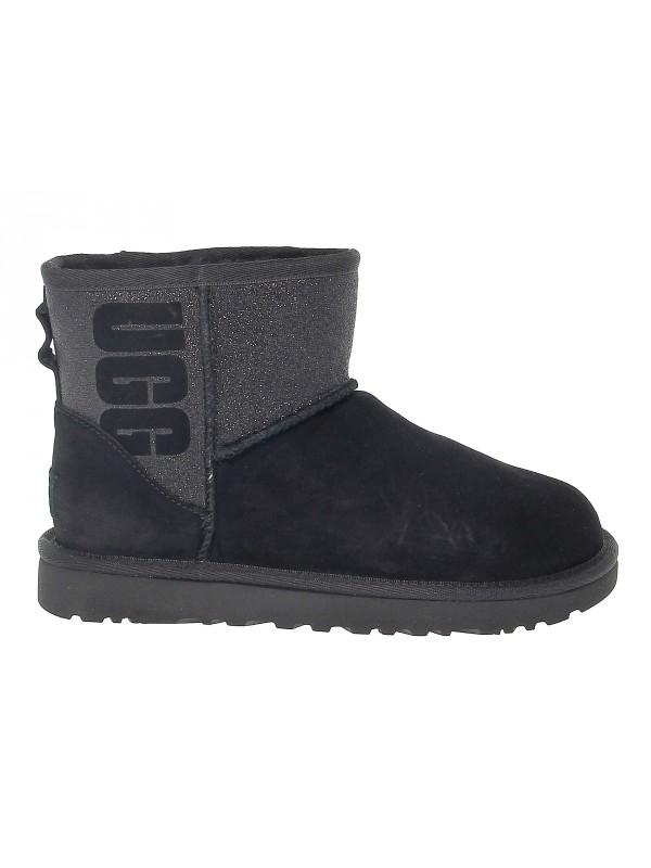 Ankle boot UGG Australia CLASSIC MINI LOGO SPARKLE
