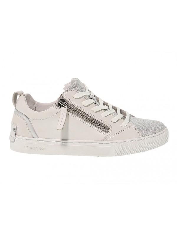 Peau Outlet Sneakers London Femme Crime En Chaussures Baskets 8xfw4SFqw