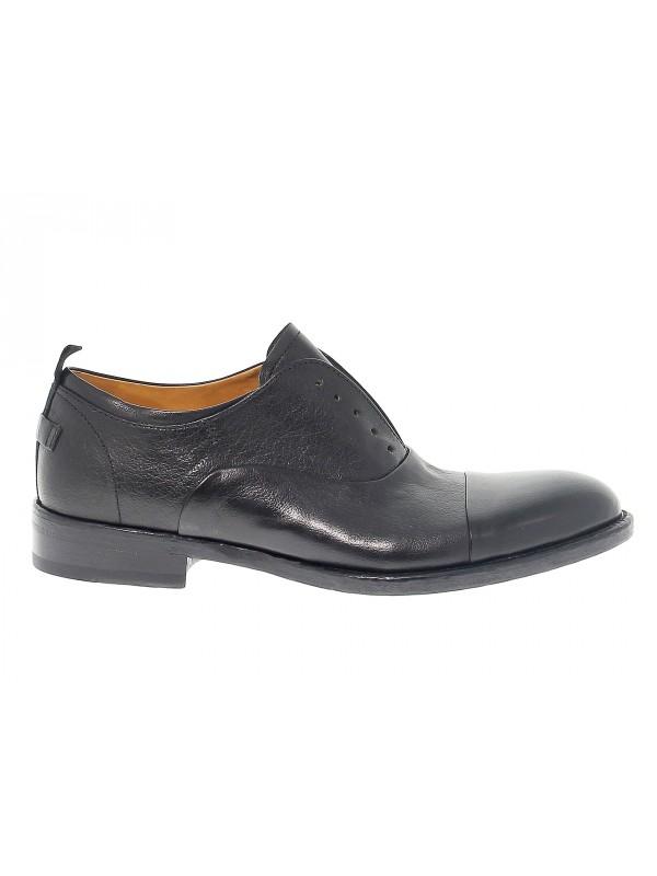 Chaussures sans lacets en peau Barracuda