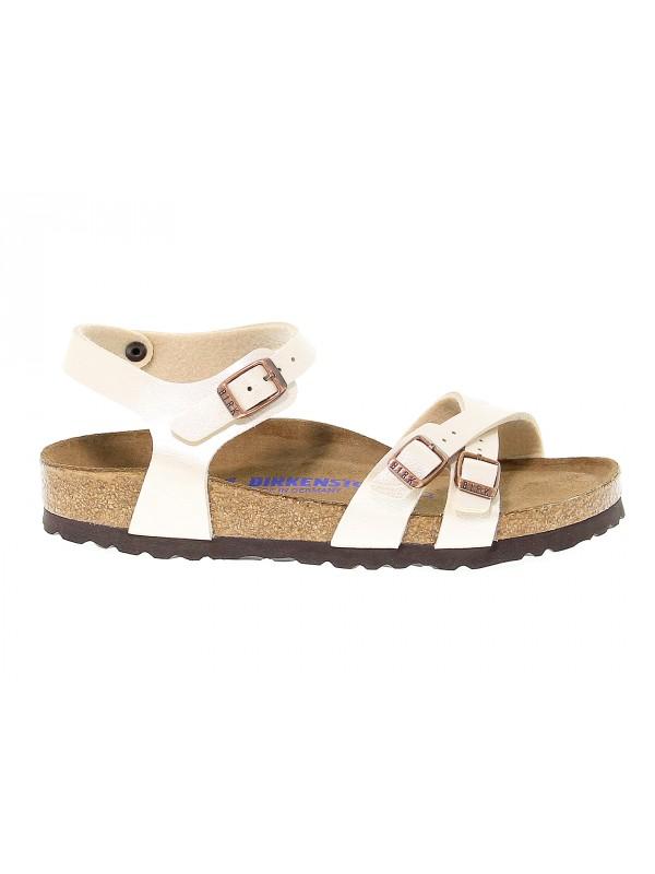 Sandales plates Birkenstock KUMBA