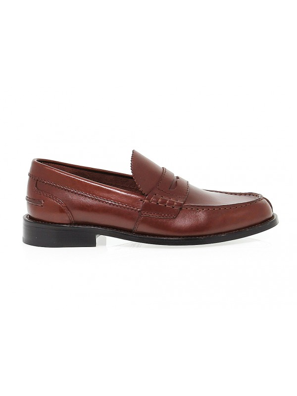 Mocassins Clarks BEARY en cuir marron