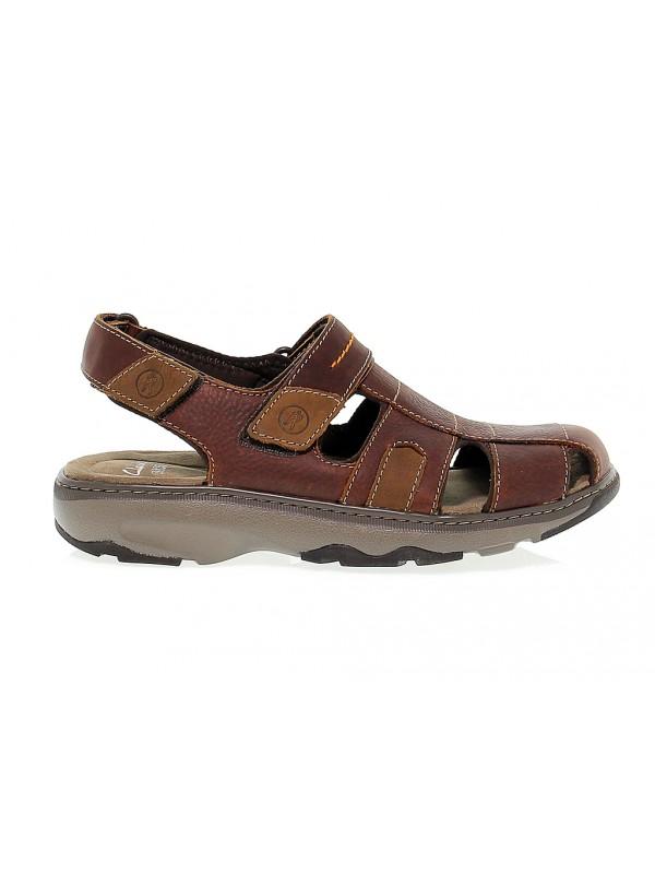 Sandales en peau Clarks RAFFE BAY