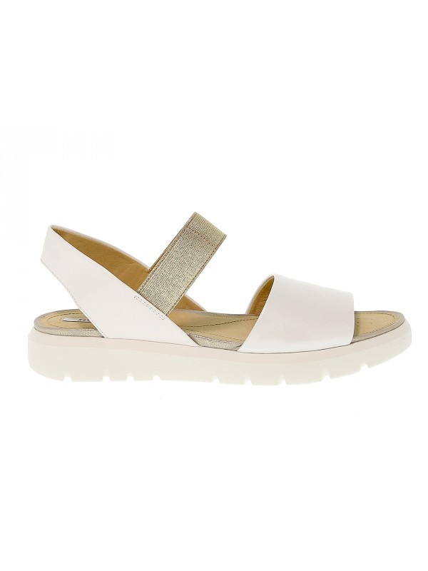 Sandales plates Geox AMALITHA