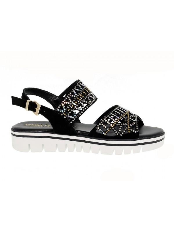 Sandales plates Pasquini Calzature