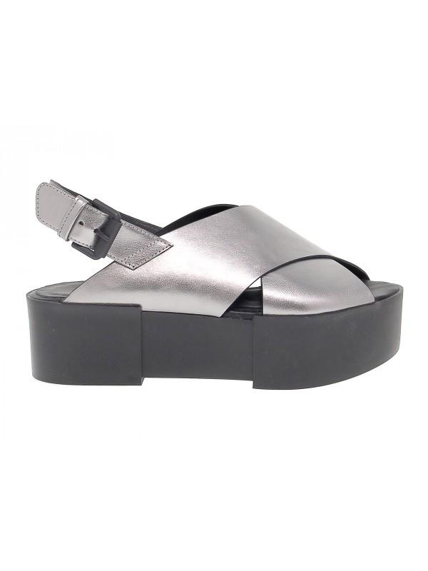 Sandales plates Vic Matie