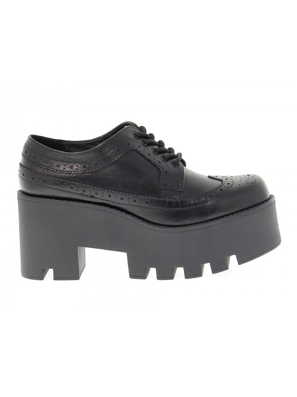 Chaussures plates en peau Windsor Smith FOXY