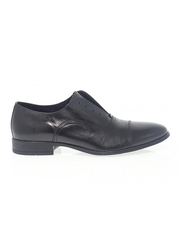 Zapato con cordones de piel Antica Cuoieria